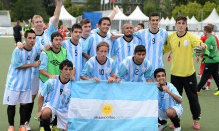 Fútbol 7: El Mundial de San Luis ya tiene a los 16 participantes