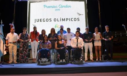Córdoba entregó los Premios Cóndor 2016, con espacio para el deporte adaptado
