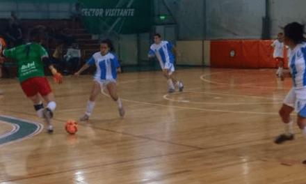 Futsal: una atleta sorda jugó con el equipo convencional de Huracán
