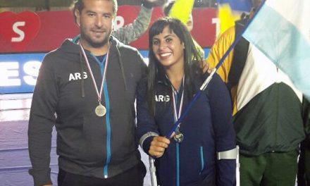 Tenis adaptado: Antonella Pralong debuta en el Master Junior de Francia