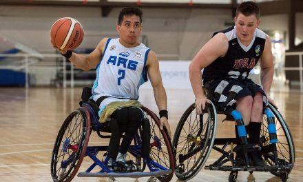Básquet en silla de ruedas: la IWBF confirma la Copa América en Cali