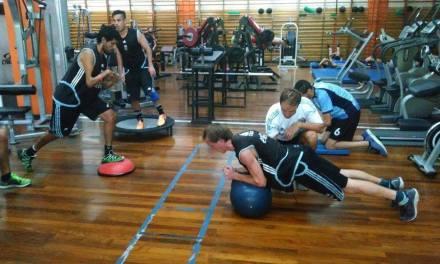 Fútbol 7: Los Tigres tuvieron su segunda concentración del año