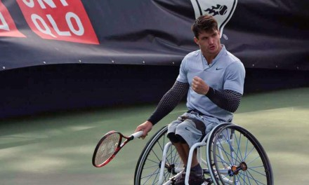 Tenis adaptado: Gustavo Fernández arranca el 2017 a todo ritmo en Australia