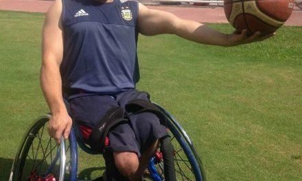 Ponce, la esperanza argentina en el Sudamericano Sub 23