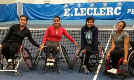¡Antonella Pralong, campeona del Master Junior en dobles!