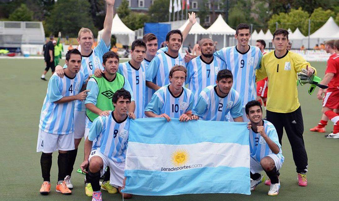 Fútbol 7: Los Tigres se concentran en Mendoza