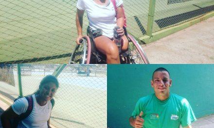 Tenis adaptado: Casco, único argentino en semifinales; Moreno-Pralong, la final femenina