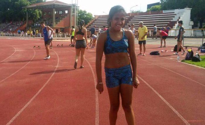Atletismo: Yanina Martínez regresó a la competencia