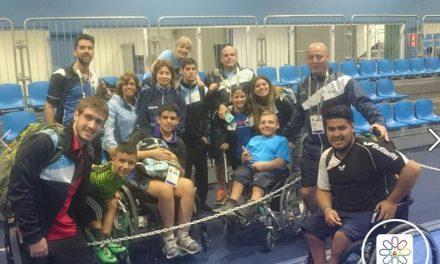 Tenis de mesa: Elías Romero, medalla dorada