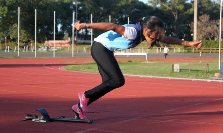 Atletismo: Yanina Martínez volvió a competir en el CENARD