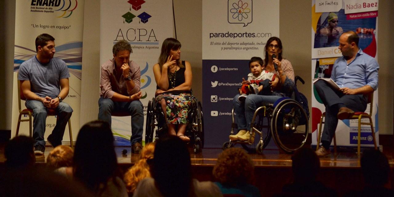 Deporte y discapacidad: programa intensivo de capacitación