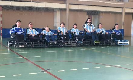 Powerchair football: Argentina arrancó su participación en el Mundial