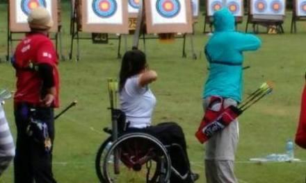 Tiro con arco: importante presencia paralímpica en Luján