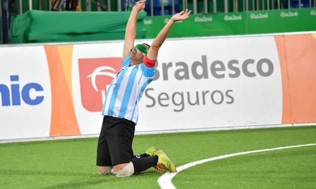 Silvio Velo, elegido mejor deportista paralímpico del mundo de diciembre