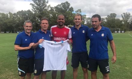 Fútbol 7: La Selección se concentró en La Plata