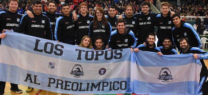 Básquet para sordos: la Selección se concentrará en La Rioja