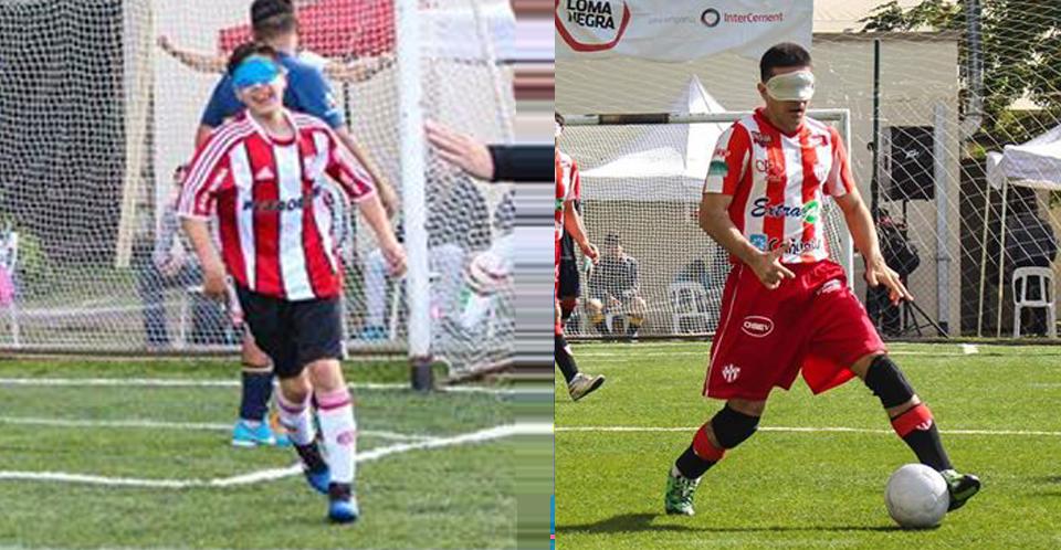 Fútbol para ciegos: los que llevan el gol en la sangre
