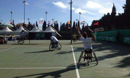 Tenis adaptado: debut triunfal para Argentina en la Copa del Mundo