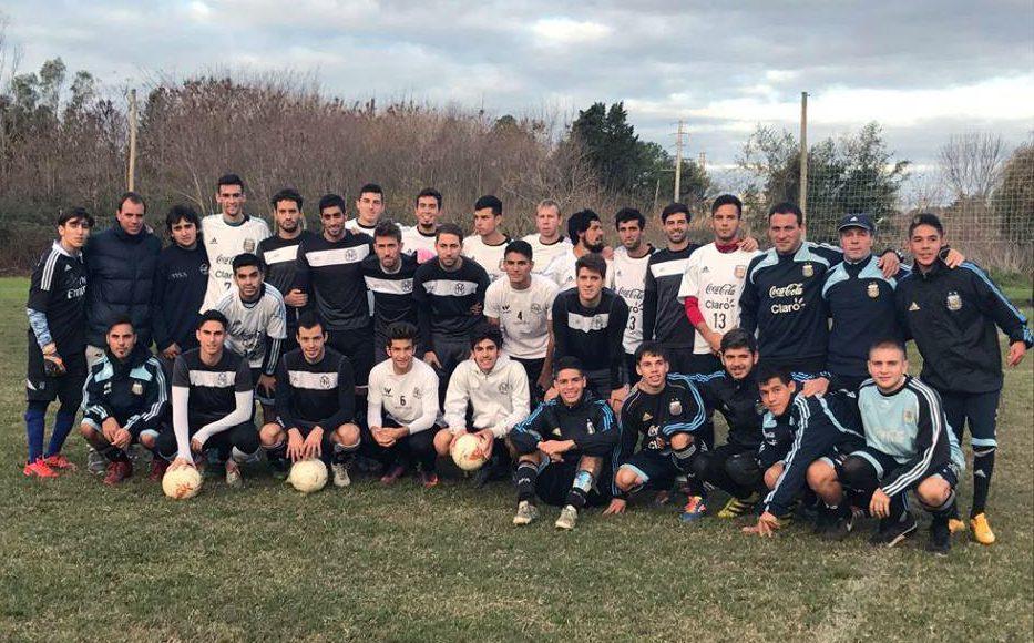 Fútbol 7: Los Tigres se concentraron en La Plata, pensando en el Mundial
