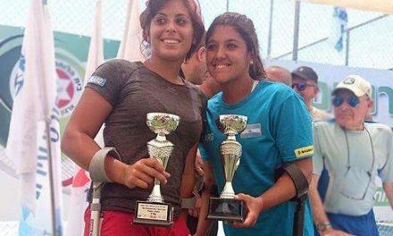 Tenis adaptado: ¡Moreno y Pralong, campeonas en Eslovaquia!