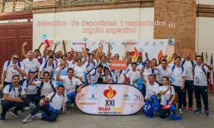 Juegos Mundiales de Transplantados: Argentina lidera el ranking latinoamericano