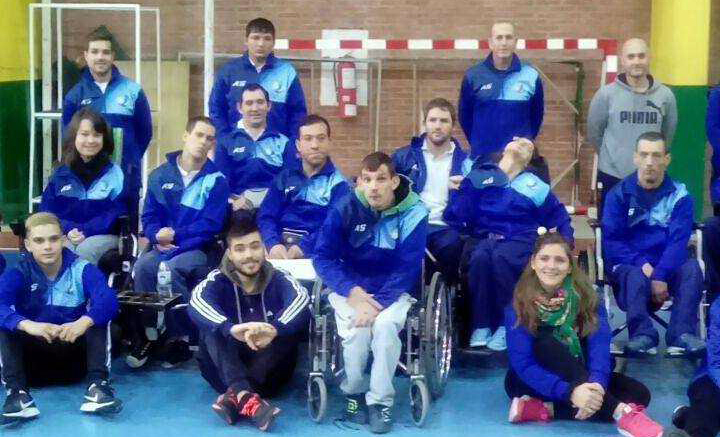 Boccia: Mar del Plata sumó oros en el Torneo Nacional