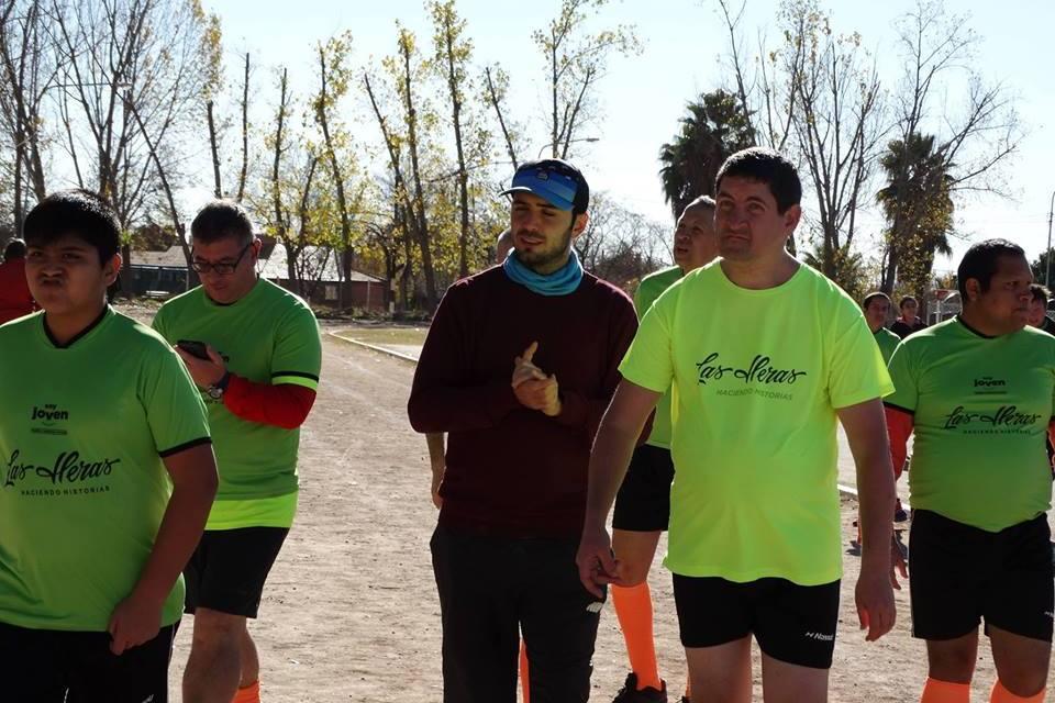 Fútbol 7: Mendoza, epicentro de una nueva actividad