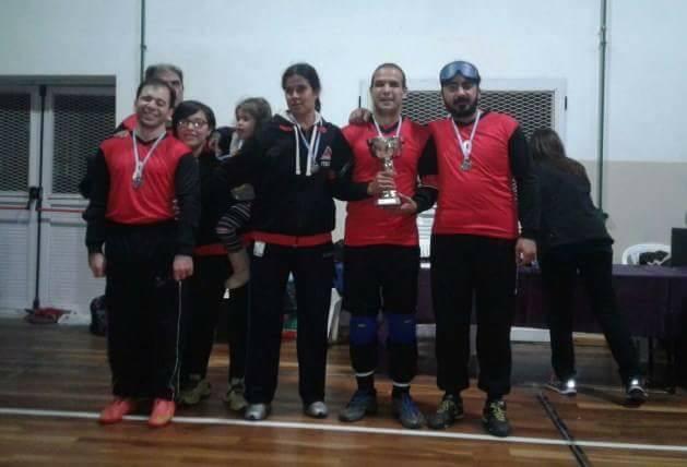Torball: APANOVI se quedó con el Campeonato Metropolitano