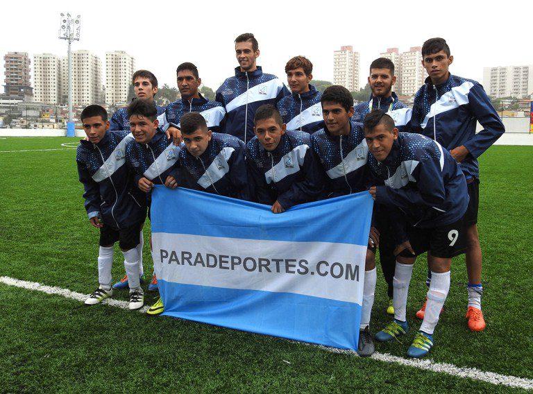 Fútbol 7: Los Tigres suman millas de cara al Mundial
