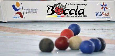 Boccia: comienza la Copa América Cali 2017