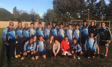 Fútbol 7: la selección sub-18 se concentró en Las Flores