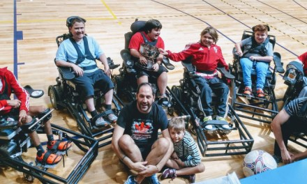 Powerchair football: arranca la Liga Nacional