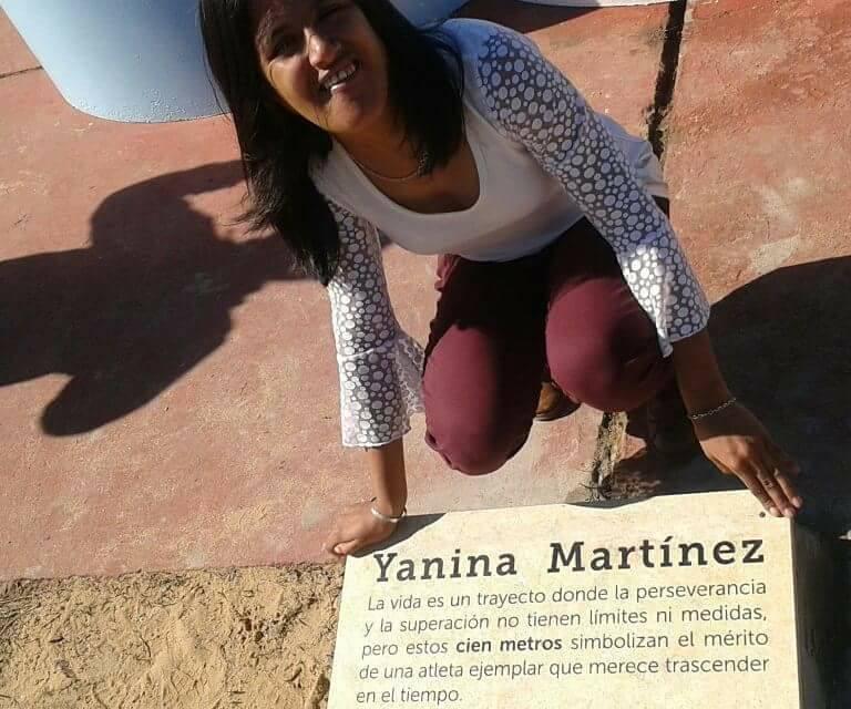Atletismo: la recta del Estadio Municipal de Rosario lleva el nombre de Yanina Martínez