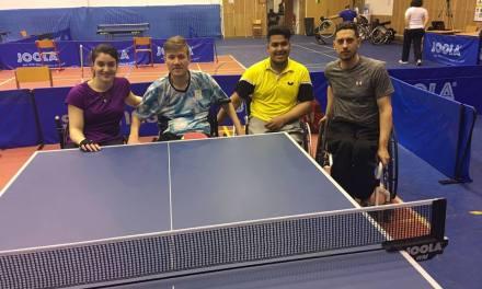Tenis de mesa adaptado: tres medallas más para Argentina en República Checa