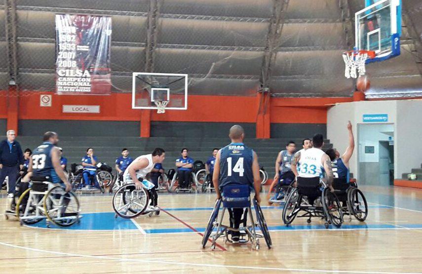 Básquet en silla de ruedas: CILSA de Buenos Aires y River, al cuadrangular final