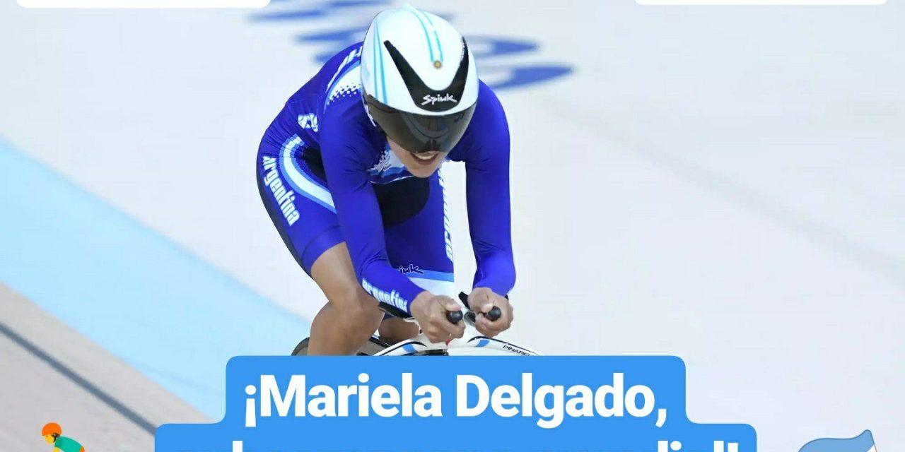 Paraciclismo: ¡Mariela Delgado, subcampeona del mundo!