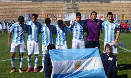Fútbol 7: la Selección se prepara para un año cargado de actividad