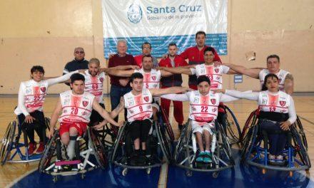 Básquet en silla de ruedas: SICA, a paso firme en la Liga Nacional