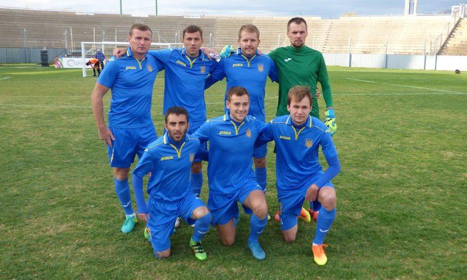 Mundial de Fútbol 7: Ucrania se consagró campeón en San Luis