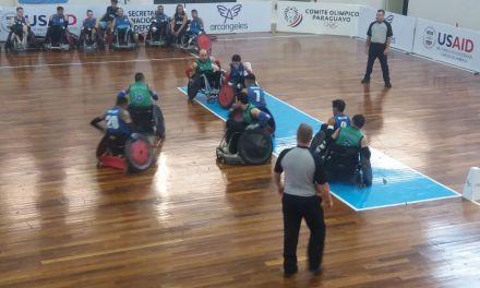 Quad rugby: Argentina consiguió su primer triunfo en el Parapanamericano