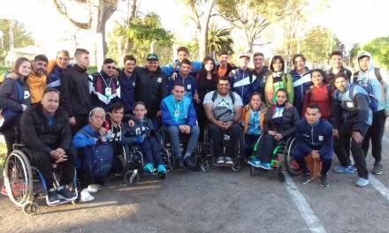 Atletismo: la Selección, al fin del mundo