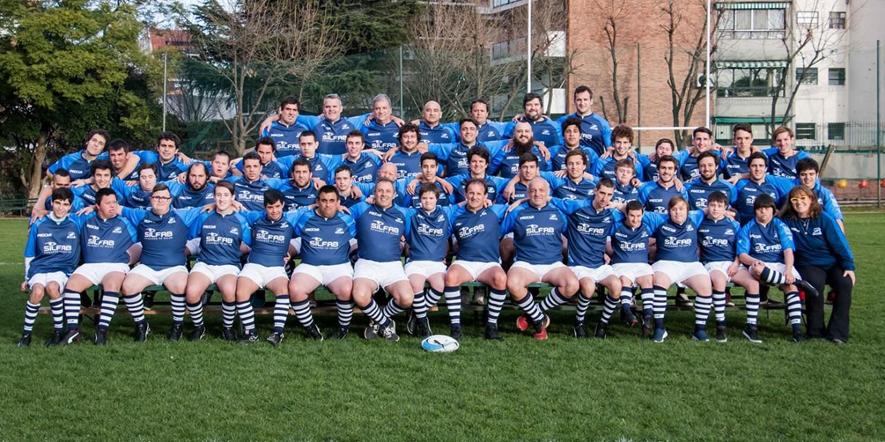 Rugby inclusivo: Los Pumpas, en la previa de Los Pumas-Australia