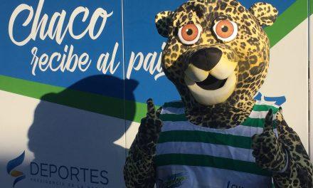 Juegos Nacionales Evita: Bruno, la mascota