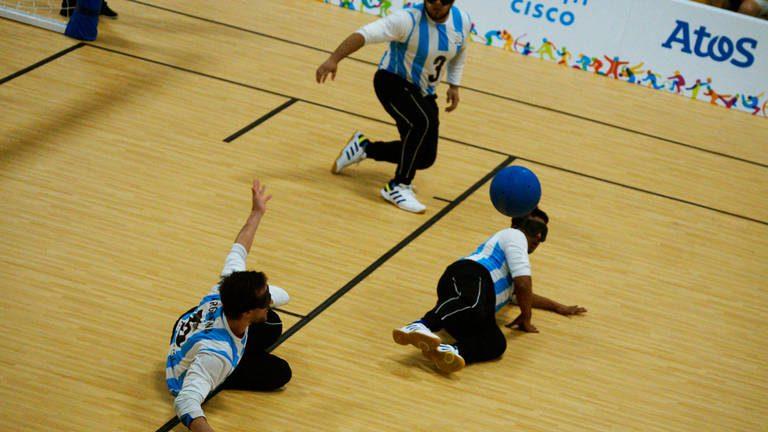 Goalball: la Selección se prepara para el Premundial de Brasil