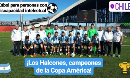 Fútbol: Los Halcones ganaron la Copa América