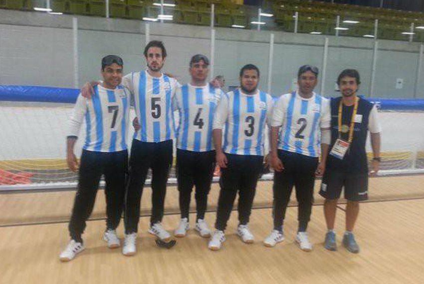 Goalball: el arranque de Los Topos en el Panamericano