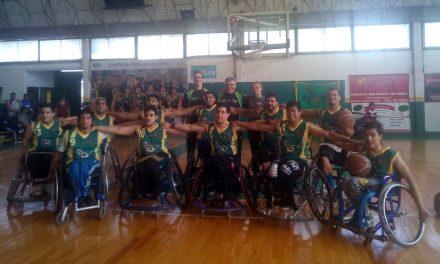 Básquet en silla de ruedas: Poeta Lugones e ICLIM consiguieron el ascenso