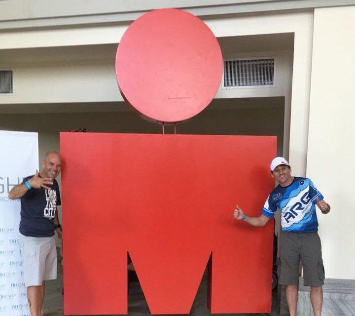 Tres argentinos participaron del Ironman paralímpico