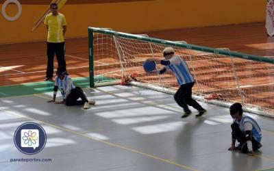"""Martín Maidana en Paradeportes Radio: """"Esto motiva a los chicos que están desarrollando el goalball en Argentina"""""""