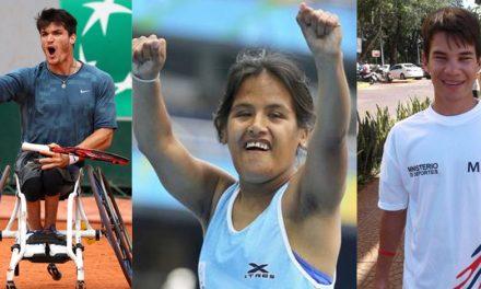 Premios Olimpia 2017: Fernández, Martínez y Ríos, la terna paralímpica